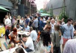 Maltby St Market, Supper Club