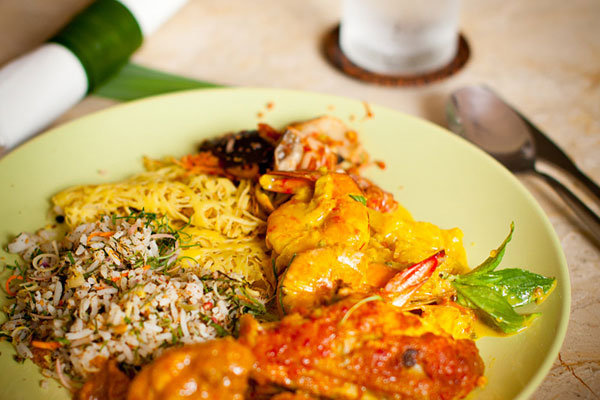 Gourmet Food Tour of Malaysia