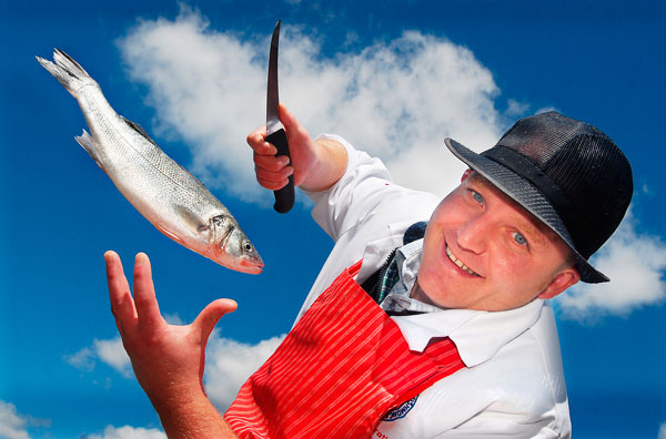 Battle of the Fishmongers