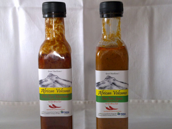 African Volcano win Great Taste Awards