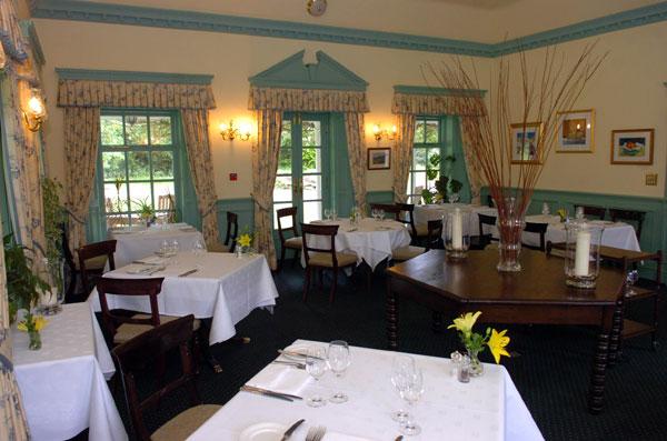 Restaurant Tyddyn Llan
